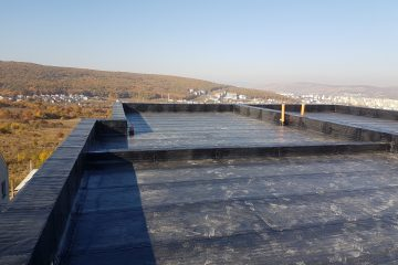 Hydro-isolation and waterproofing